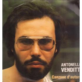 Antonello Venditti -  Canzone D'Autore / RCA  0035627112218