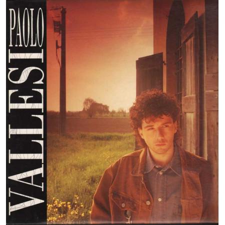 Paolo Vallesi -  Paolo Vallesi (Omonimo Same) Sugar 0042250830914