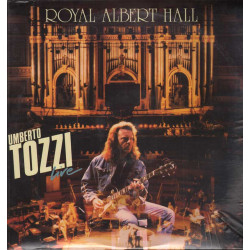 Umberto Tozzi - Royal Albert Hall - Live / CGD 0022924485114