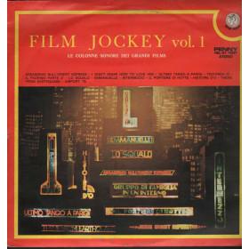 AA.VV.  Lp Film Jockey vol.1 - Le colonne sonore dei grandi films Nuovo 019287