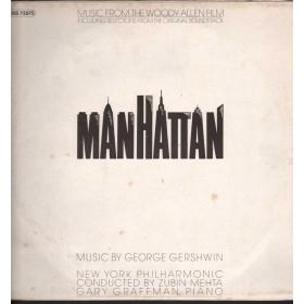 George Gershwin / New York Philharmonic Orchestra Lp Manhattan Nuovo 073875