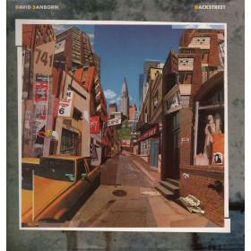 David Sanborn Lp Vinile Backstreet / Warner Bros. 92 3906-1 Germania Nuovo