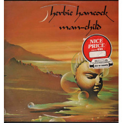 Herbie Hancock Lp 33giri Man-Child Nuovo CBS 32111
