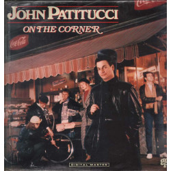 John Patitucci Lp Vinile On The Corner / GRP Digital Master ‎Sigillato