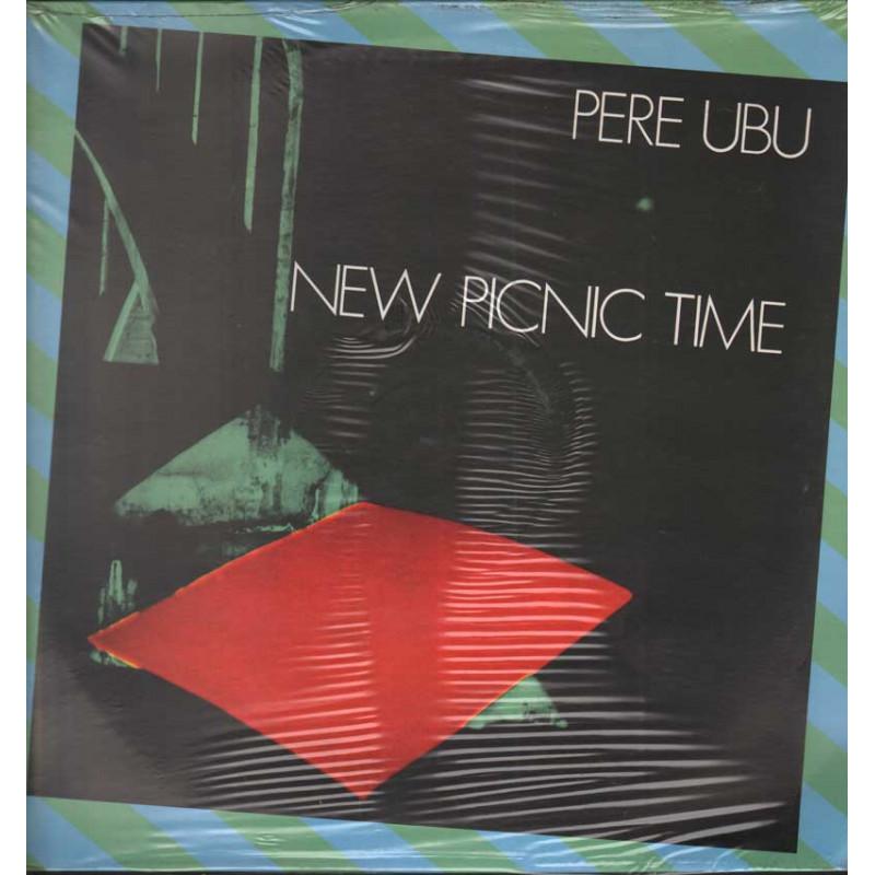 Pere Ubu Lp 33giri New Picnic Time Nuovo Sigillato