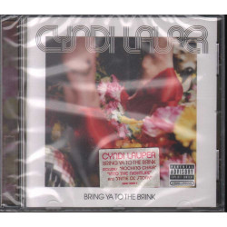 Cyndi Lauper ‎‎CD Bring Ya To The Brink / Epic Sony Sigillato 0886970659222