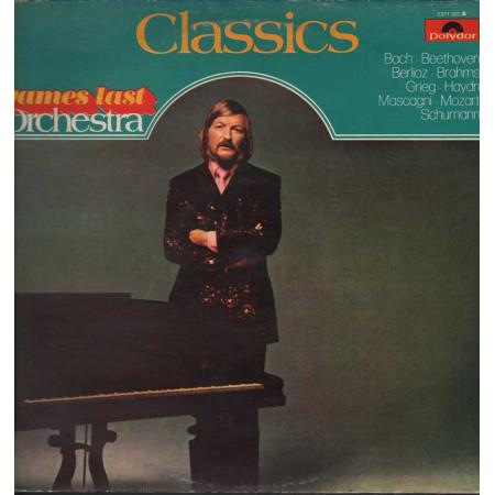 James Last Orchestra Lp 33giri Classics Nuovo