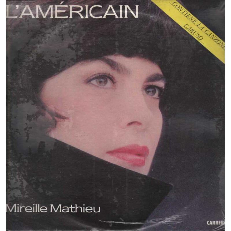 Mireille Mathieu Lp 33giri L'Americain Nuovo Sigillato RARO CAR-109