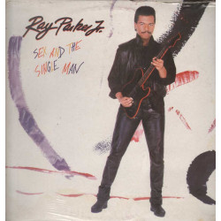 Ray Parker Jr. Lp Vinile Sex And The Single Man / Arista ‎ARS 39210 Sigillato