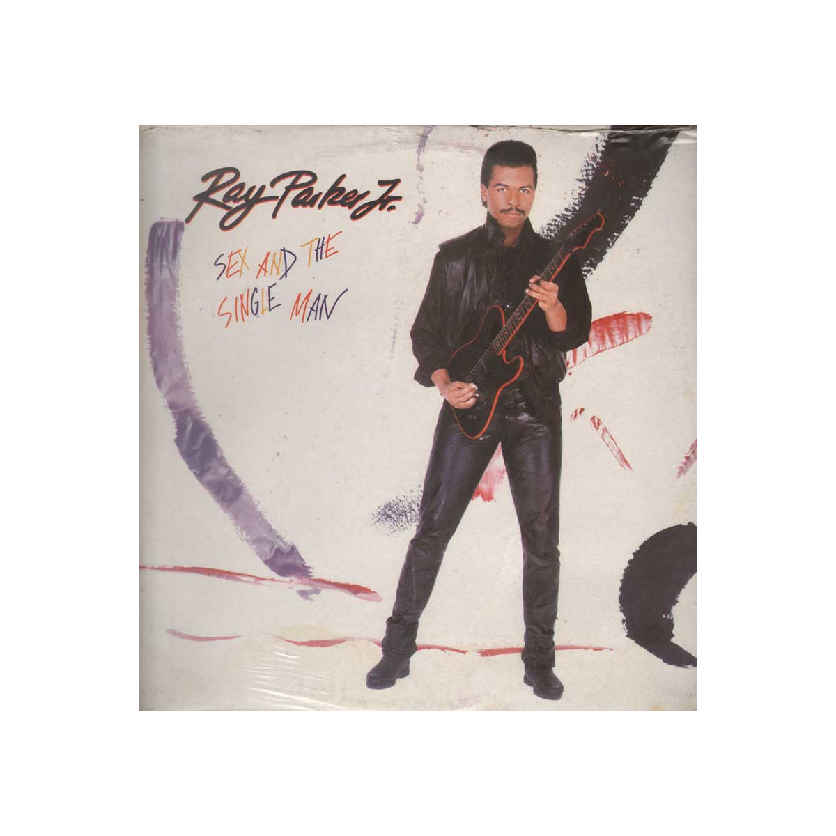 Ray Parker Jr. Lp 33giri Sex And The Single Man Nuovo Sigillato