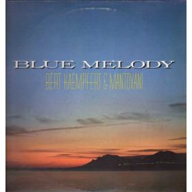 Bert Kaempfert & Mantovani Lp 33giri Blue Melody Nuovo