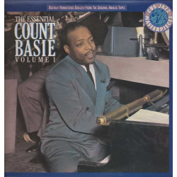 Count Basie Lp Vinile The Essential Count Basie Volume 1 Nuovo 5099746006112