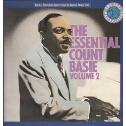 Count Basie Lp Vinile The Essential Count Basie Volume 2 Nuovo 5099746082819