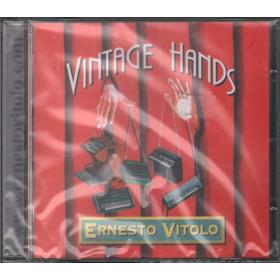 Ernesto Vitolo CD Vintage Hands / Hullabalo Dm & Dm Srl Sigillato 8033201310007
