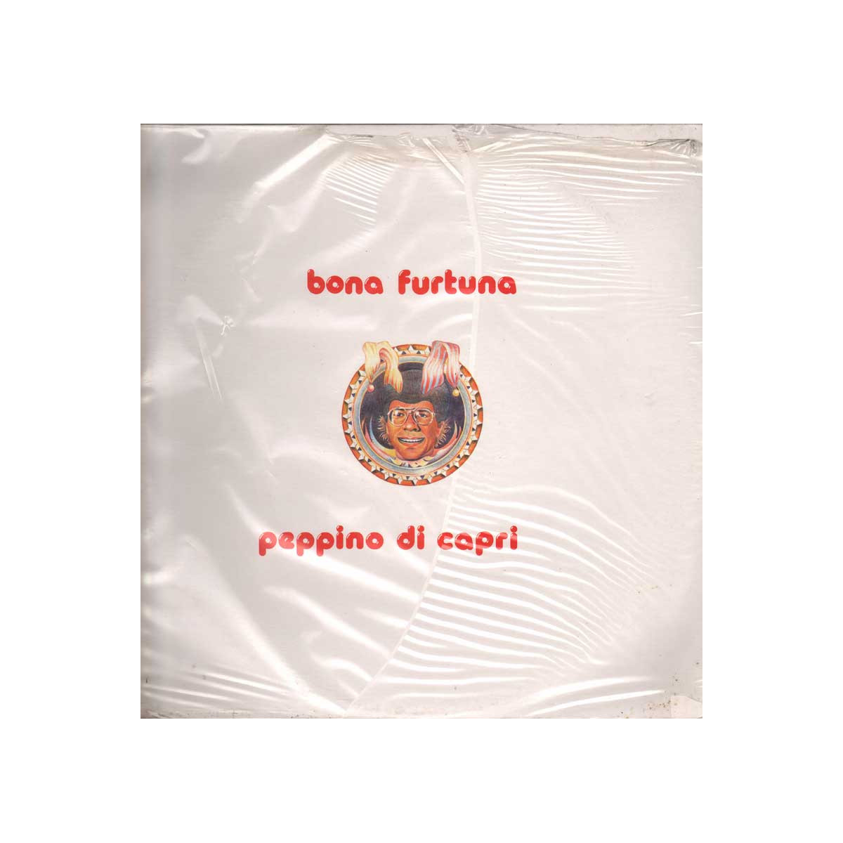 Peppino Di Capri - Bona Fortuna / Splash SPLL 717