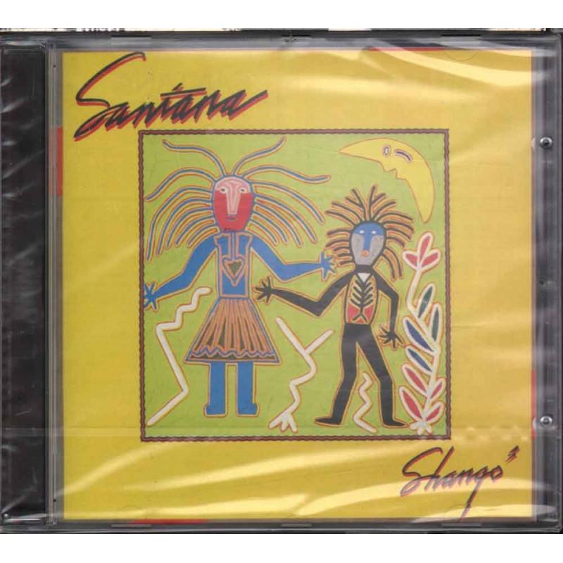Santana CD Shango' Nuovo Sigillato 5099747476020