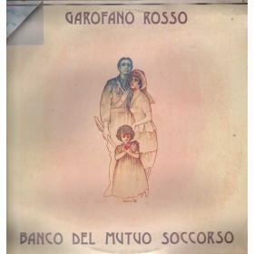 Banco Del Mutuo Soccorso - Garofano Rosso / Ricordi ORL 8334