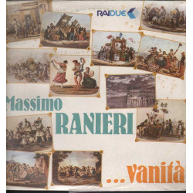 Massimo Ranieri Lp Vinile Vanita' / CGD 20449Nuovo