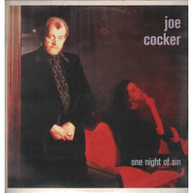 Joe Cocker Lp 33giri One Night Of Sin Nuovo Sigillato