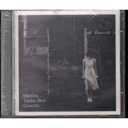 Martina Topley-Bird CD Quixotic / Independiente Sigillato 5099751206422