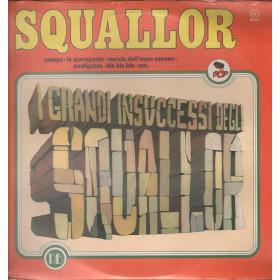 Squallor Lp Vinile I Grandi Insuccessi Degli Squallor Record Bazaar Sigillato