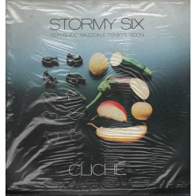 Stormy Six Con Guido Mazzon E Tony Rusconi Lp Vinile Cliche' / L'Orchestra Nuovo