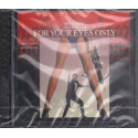 Bill Conti CD For Your Eyes Only OST Soundtrack Sigillato 0724354144929