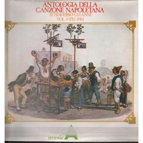 AAVV Lp Antologia Della Canzone Napoletana Attraverso Gli Anni V 4 Sigillato