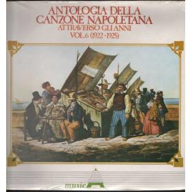 AAVV Lp Antologia Della Canzone Napoletana Attraverso Gli Anni V 6 Sigillato