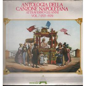 AAVV Lp Antologia Della Canzone Napoletana Attraverso Gli Anni V 7 Sigillato