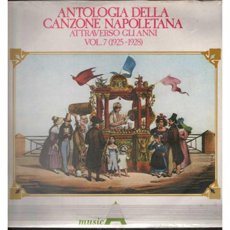 AAVV Lp Antologia Della Canzone Napoletana Attraverso Gli Anni V. 7 Sig 001170