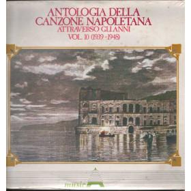 AAVV Lp Antologia Della Canzone Napoletana Attraverso Gli Anni V.10 Sig 001173