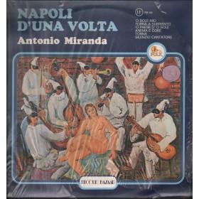 Antonio Miranda Lp Vinile Napoli D'Una Volta / Record Bazar RB 05 Folk