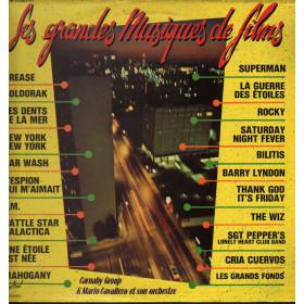 Carnaby Group & Cavallero Lp Les Grandes Musiques De Films Gatefold Nuovo 311222