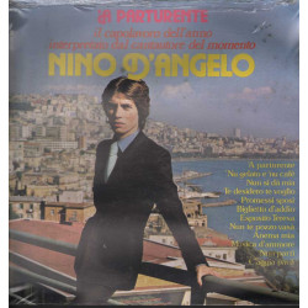 Nino D'Angelo Lp Vinile 'A Parturente / Vis Radio LP IM 730