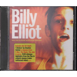 AA.VV. CD Billy Elliot OST Soundtrack Sigillato 0731454936026