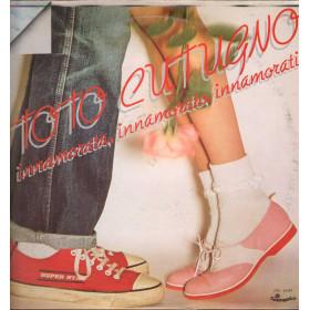 Toto Cutugno LP 33giri Innamorata, Innamorata, Innamorata Nuovo 0008649