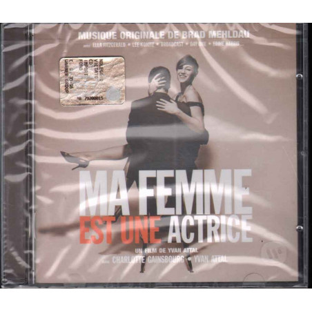 Yvan Attal CD Ma Femme Est Une Actrice OST Soundtrack Sig 0809274255228