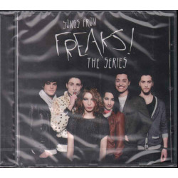 AA.VV. CD Songs From Freaks! The Series OST Soundtrack Sig 0886979606524