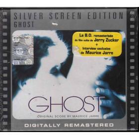 Maurice Jarre CD Ghost - Silver Screen Ed OST Soundtrack Sigillato 3259130172690