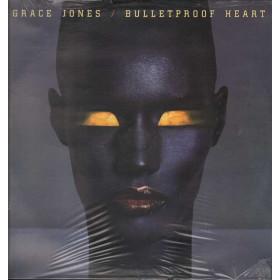 Grace Jones - Bulletproof Heart / Capitol EMI 0077779173716