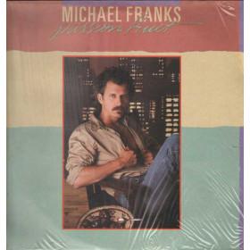 Michael Franks Lp 33giri Passionfruit sigillato Nuovo