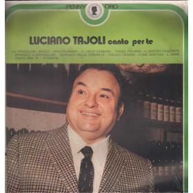 Luciano Tajoli Lp 33giri Canto Per Te Nuovo 0072073