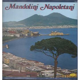 AA.VV. Lp 33giri Mandolini Napoli Nuovo Sigillato 0004191