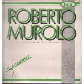 Roberto Murolo Lp La Canzone Napoletana Vol. 8 - La Canzone Sigillato 0025507
