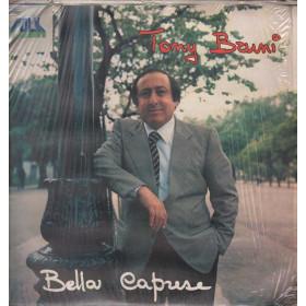 Tony Bruni Lp Vinile Bella Caprese / Ricordi ORL 8404 Nuovo