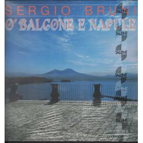 Sergio Bruni Lp 33giri O' Balcone E Napule Nuovo Sigillato 0077779208319