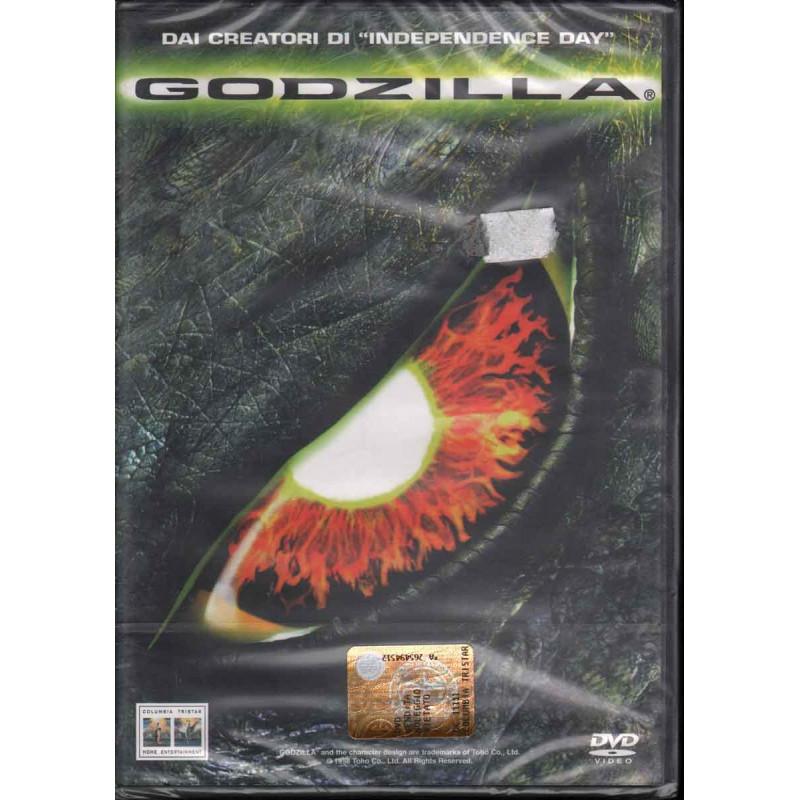 Godzilla - Jean Reno / Kevin Dunn - Columbia 8013123050205
