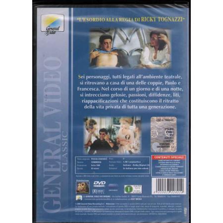 Piccoli Equivoci DVD Ricky Tognazzi / Sergio Castellitto / Lina Sastri Sigillato 8009833028214