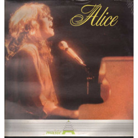 Alice  Lp 33giri Alice (Omonimo) Nuovo Sigillato 001060
